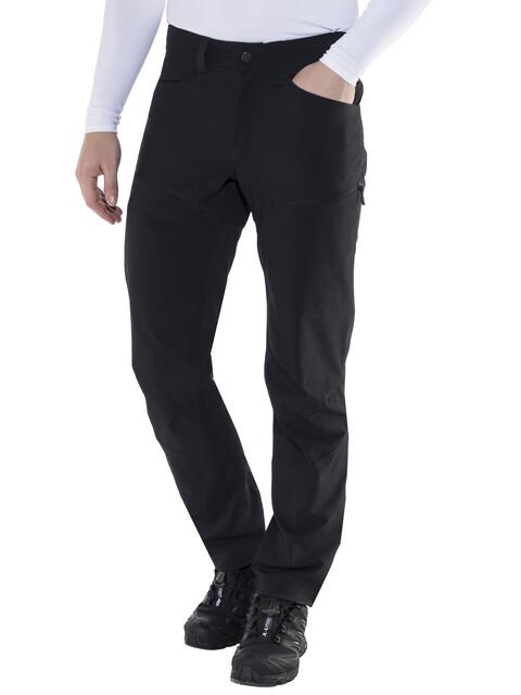 Haglöfs Mid II Flex - Pantalones Hombre - negro
